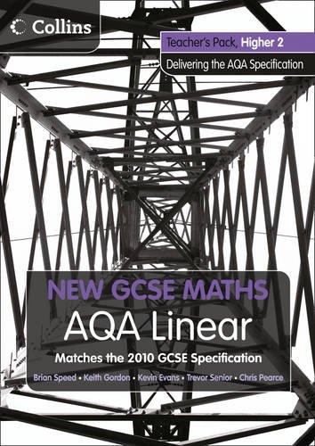 New GCSE Maths - AQA Linear Higher 2 Teacher Pack