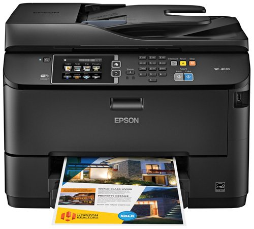 Why Should You Buy Epson WorkForce Pro WF-4630 Wireless and WiFi Direct All-in-One Color Inkjet Prin...