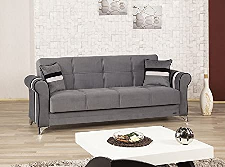 Metro Life Sofa Bed | Sarp Gray