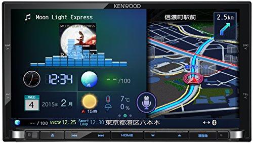KENWOOD DVD/USB/SD AV ナビゲーションシステム MDV-Z702