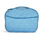 Built Diaper Buddy Changing Pad, In Dribble Dots Blue