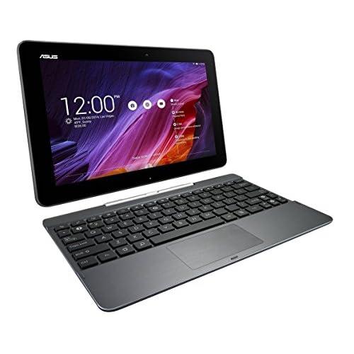ASUS TF103シリーズ タブレットPC black ( Android 4.4.2 / 10.1 inch / Intel Atom Z3745 / eMMC 16G / キーボードドック付属 ) TF103-BK16D