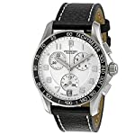 Victorinox Swiss Army Men's 241496 White Dial Chronograph Watch by Victorinox Swiss Army