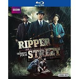 Ripper Street: Season 4 [Blu-ray]