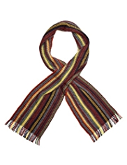 Zip Design Scarf