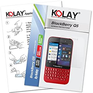 10 Pack Screen Protector For BlackBerry Q5 by Kolay®