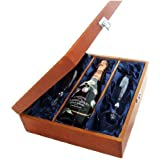 Saxtys Wines Perrier Jouet Belle Epoque Brut Champagne and Flutes in Luxury Presentation Box 2006