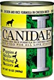 Canidae 12-Pack Canned Dog Food, Chicken and Rice Formula in Chicken Broth, 13-Ounce Can