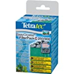 Tetra 151598 EasyCrystal Filter Pack...