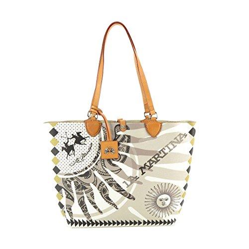 La Martina Borsa donna Shopping reversibile - L61PW3140012B20