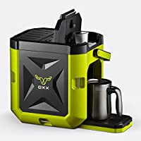 OXX COFFEEBOXX Jobsite Coffee Maker (Green)