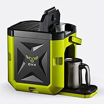 OXX COFFEEBOXX Jobsite Coffee Maker (Green)
