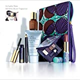 Estee Lauder 2013 8 Pcs Skincare Makeup Gift Set With Cosmetic Bag Plus New Modern Muse