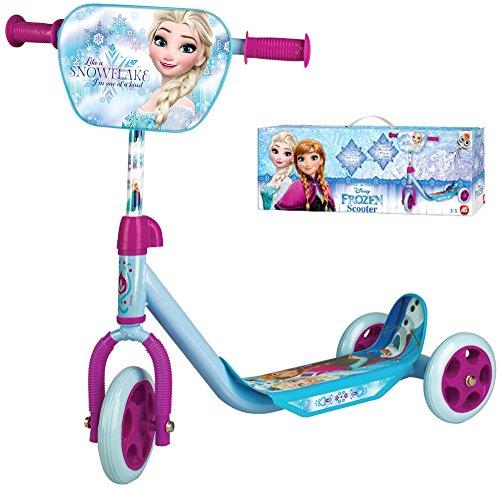 Monopattino 3 ruote Principessa Frozen