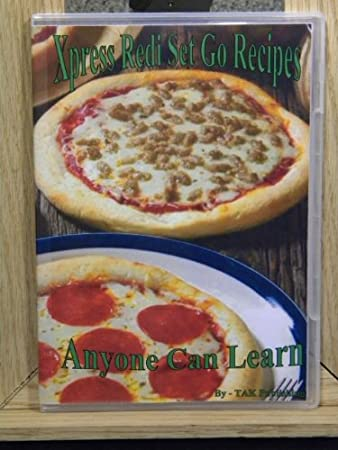 Xpress Redi Set Go Recipes Anyone Can Learn Cookbook CD