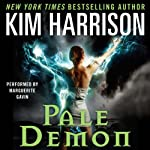 Pale Demon: The Hollows, Book 9 (       UNABRIDGED) by Kim Harrison Narrated by Marguerite Gavin