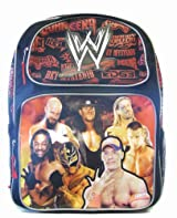 WWW Backpack - 16in Full size Wrestling Backpack