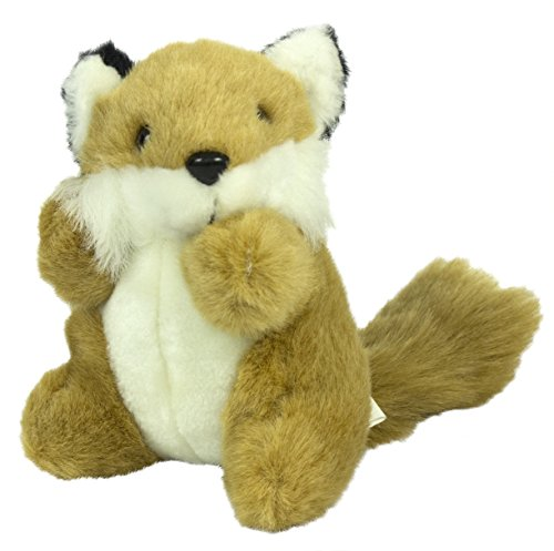 "6"" Plush Fox"