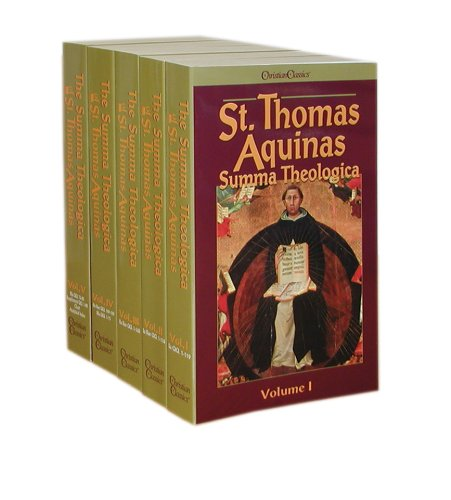 st thomas aquinas the summa theologica St thomas aquinas the summa theologica (benziger bros edition, 1947) translated by fathers of the english dominican province acknowledgement: this digital file was produced through the kindness of sandra k perry, perrysburg, ohio.