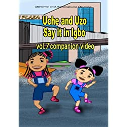 Uche and Uzo Say it in Igbo vol.7 companion video