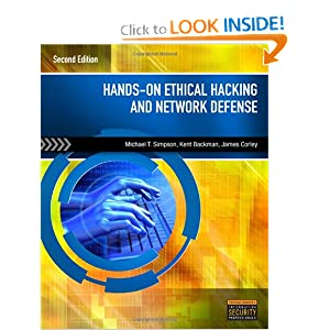 Hands-On Ethical Hacking and Network Defense: Michael T