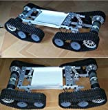 Firgelli Automations Robotic Crawler Mobile Base Kit