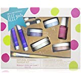 KLEE Girls All Natural Mineral Makeup 7 Piece Set - Up and Away