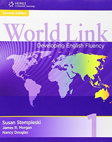World Link 1: Student Book (without CD-ROM)