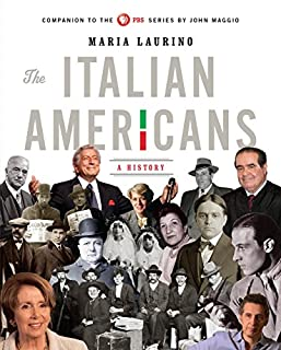 Book Cover: The Italian Americans: A History