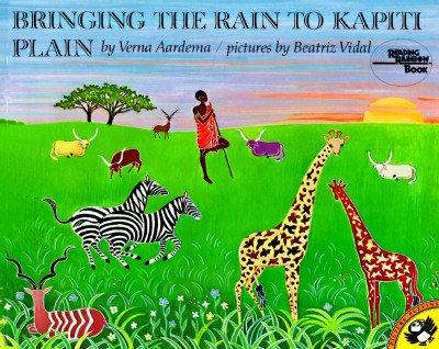 Bringing the Rain to Kapiti Plain [BRINGING THE RAIN TO KAPITI PL] (Bringing The Rain To Kapiti Plain compare prices)