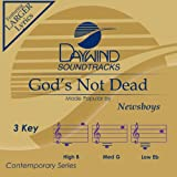 Gods Not Dead [Accompaniment/Performance Track] (Daywind Soundtracks Contemporary)