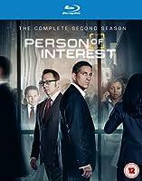 Person of Interest - Season 2 [Blu-ray] [Region Free]