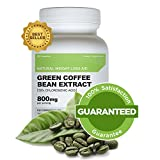 Cellusyn Green Coffee Bean Extract - 800mg with 57.17% CGA (Clinically Verified) - 60 Servings