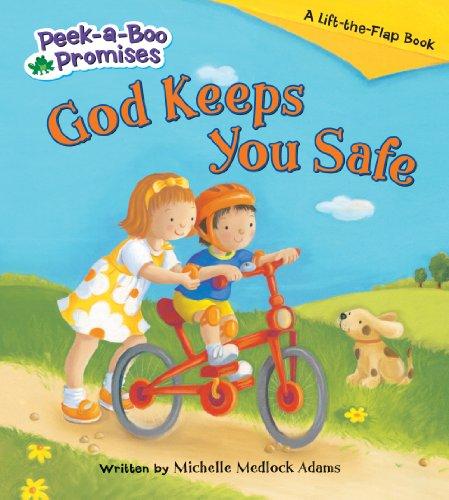 God Keeps You Safe (Peek-a-Boo Promises series) PDF