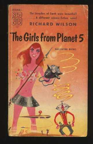 The girls from planet 5 (BB), Richard Wilson