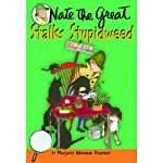 Nate the Great Stalks Stupidweed (       UNABRIDGED) by Marjorie Weinman Sharmat Narrated by John Lavelle