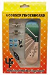 4CFB Complete Wooden Fingerboard with Real Wear Stairs Graphic