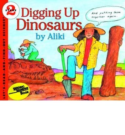 Digging Up Dinosaurs PDF
