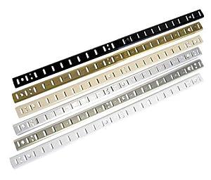 Kv Steel Shelf Standard 48 Quot Brass