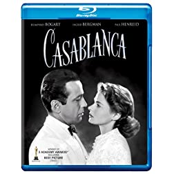 Casablanca: 70th Anniversary [Blu-ray]
