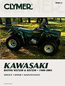 Kawasaki Klf Service Manual Free Download