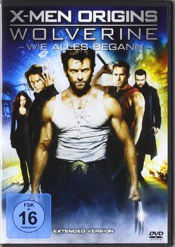 X-Men Origins: Wolverine [DVD] [Import]