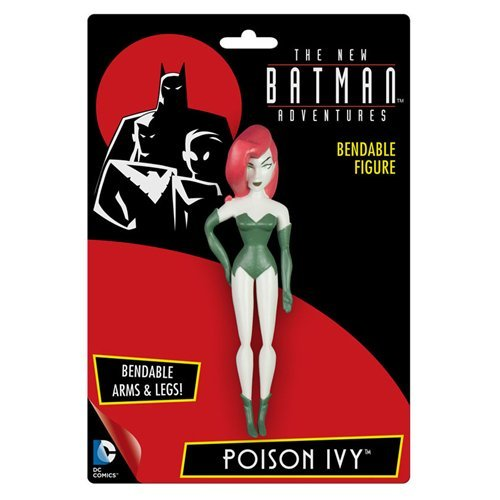 Batman: The New Batman Adventures Poison Ivy 5-Inch Bendable Action Figure