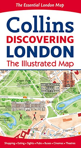 Collins Discovering London: The Illustrated Map PDF