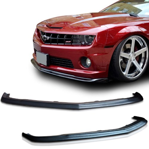 Chevy Camero SS V8 SLP Style Urethane Front Bumper Lip Chin Spoiler For 10-12 Models