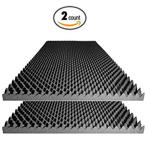 acoustic-foam-25-egg-crate-panel-studio-soundproofing-foam-wall-panel-48-x-24-x-25-2-pack