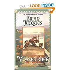 Mossflower (Prequel to Redwall) by Brian Jacques