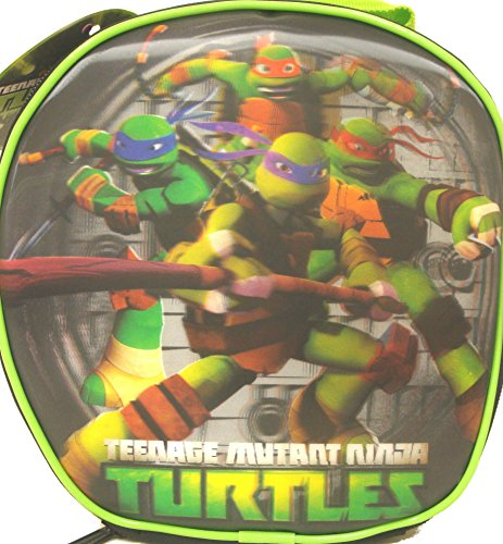 Nickelodeon Teenage Mutant Ninja Turtles Shaped Lunch Box Kit - 1