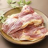 高原コーチン【純系名古屋コーチン】モモ肉 メス 約400~450g (200日前後の長期飼育) 特産地鶏