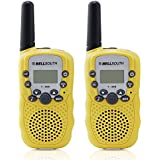 Abc Goodefg Two Way Radio Walkie Talkie T 388 For Kids, 3 5 Km 22 Frs And Gmrs Uhf Radio, 8 Channel Suitable For... - B01GE2S73E